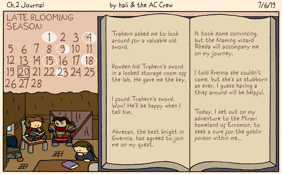Ch.2 Journal